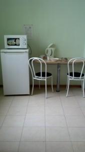 My kitchen area.