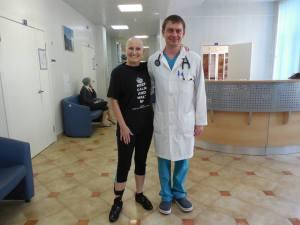 Me & Dr. Fedorenko