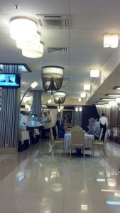 More restaurant.