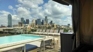 NYLO  Rooftop Pool